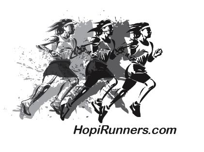 HopiRunners.com logo